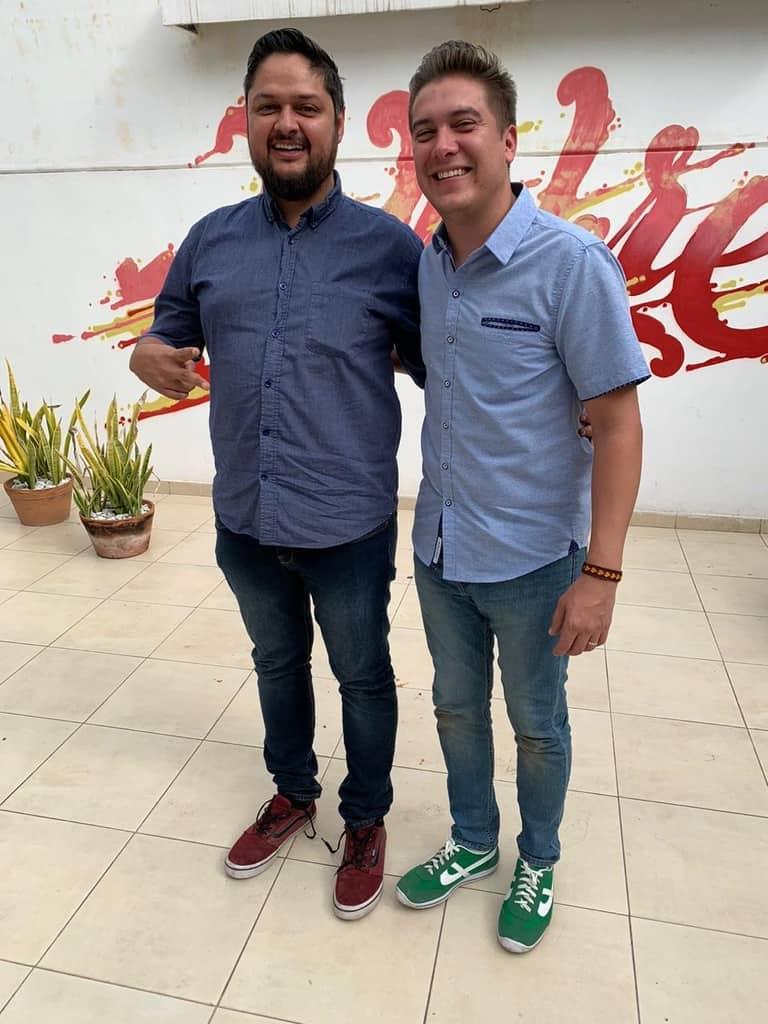 Fernando Gallardo CEO de Tomato Valley en Entrevista con Osvaldo Torres para Interesante.com