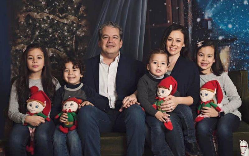 Familia Rojo García Los Cabos