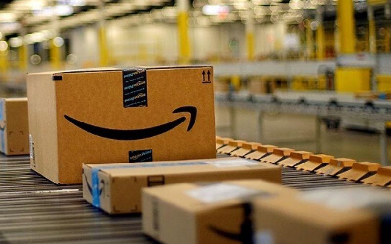 Amazon: Entregas de paquetes automatizado