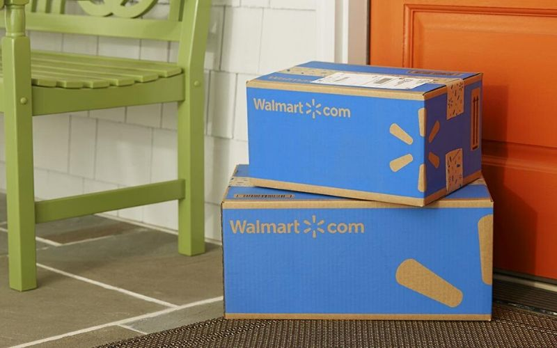 Walmart: Entregas de paquetes automatizado