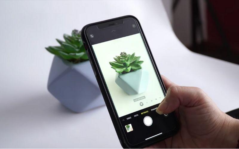 Fotografía de producto con celular
