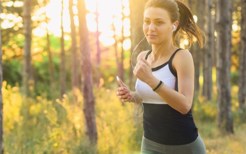 haz ejercicio, mantente activo