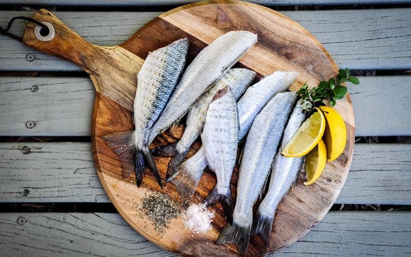 Pescado como alimento importante para el sistema inmunológico