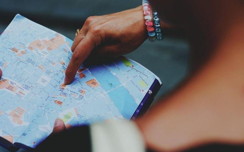 Mapa offline viaja