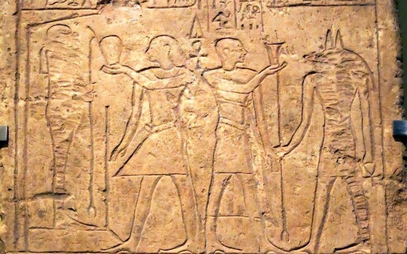 antiguas tumbas egipcias