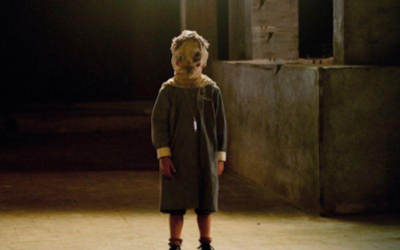 El orfanato , cine de terror