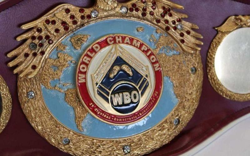 Kochulito Campéon Mundial de boxeo