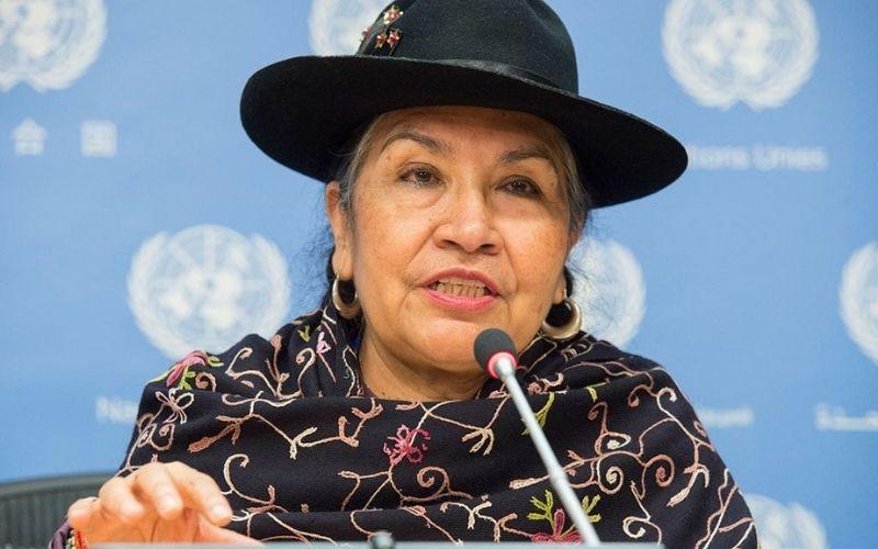 Tarcila Rivera, Mujer indígena en la ONU Mujeres
