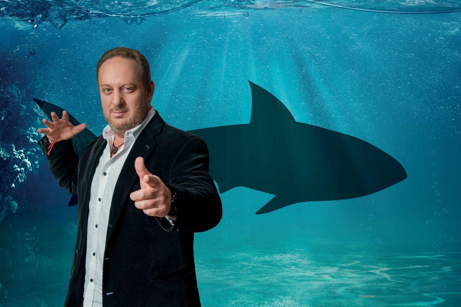 Marcus Dantus Shark Tank