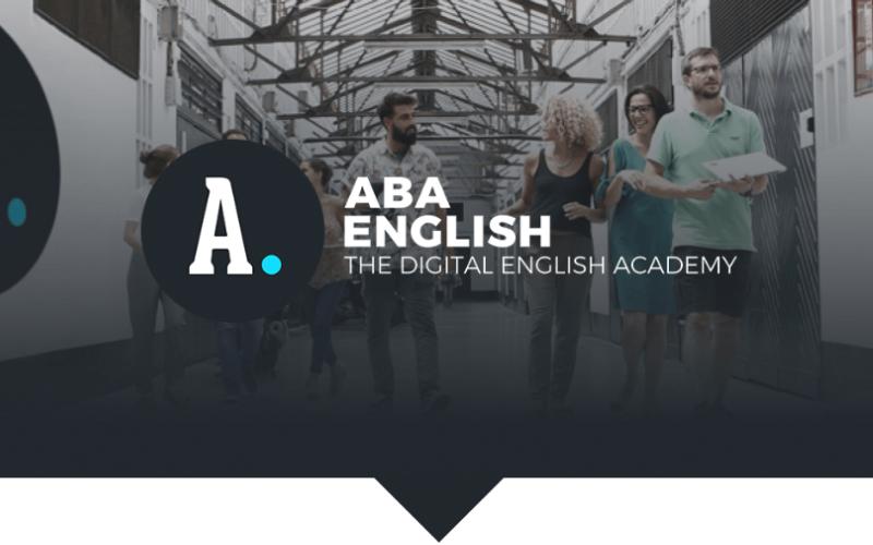 Aplicaciones para aprender idiomas. ABA english