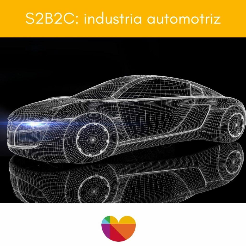 Modelo S2B2C evoluciona la industria automotriz en China