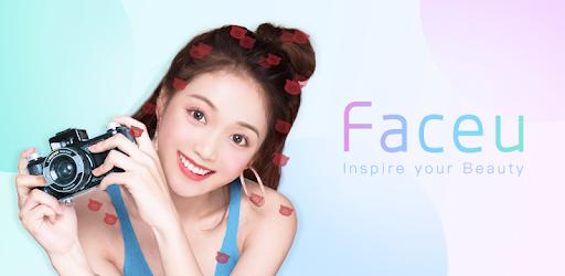 App de belleza. FaceU