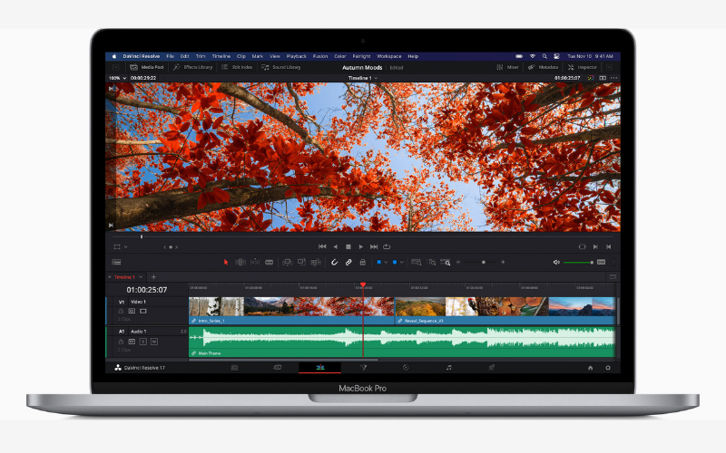Macbook pro video