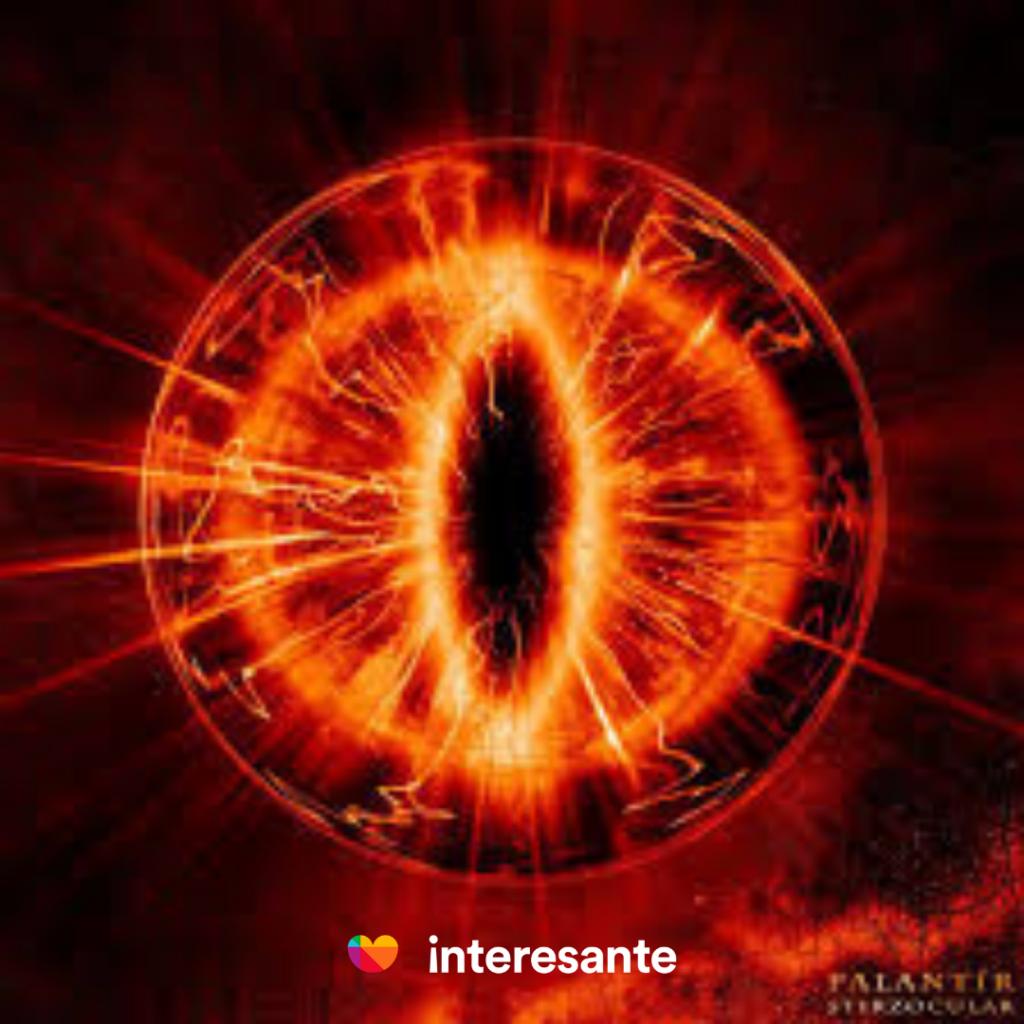 Palantir el ojo de Sauron