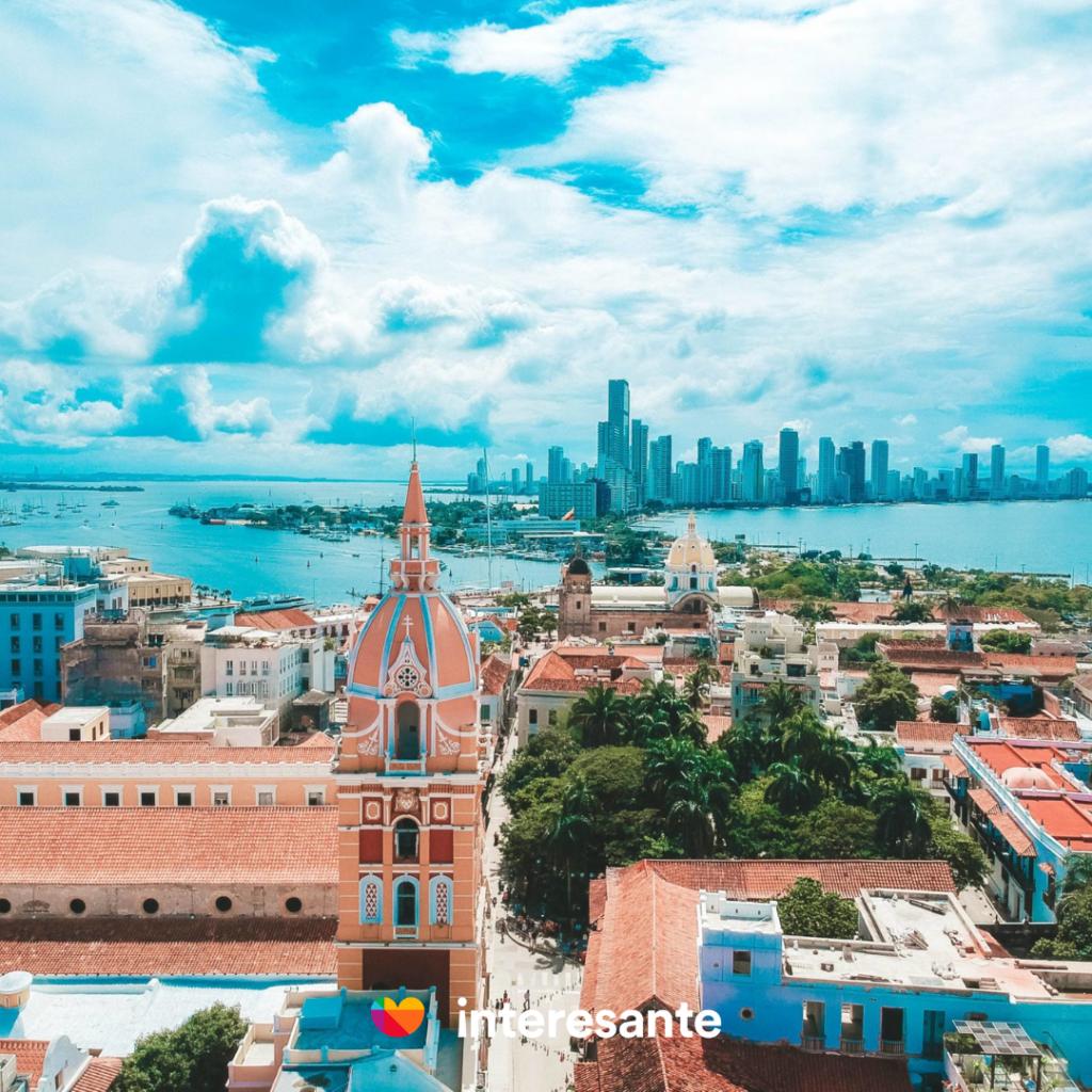 Ciudad de Cartagena, Colombia