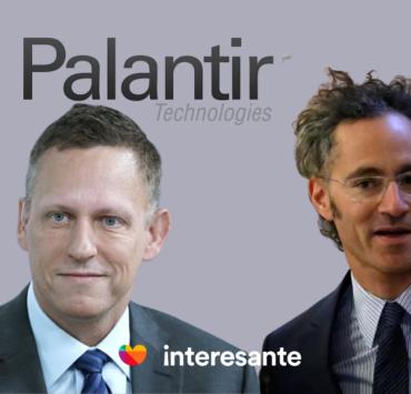 Palantir Peter Thiel