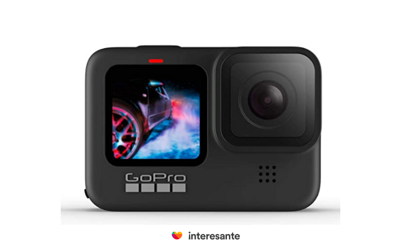 GoPro to immortalized your Valentine's Day adventure.