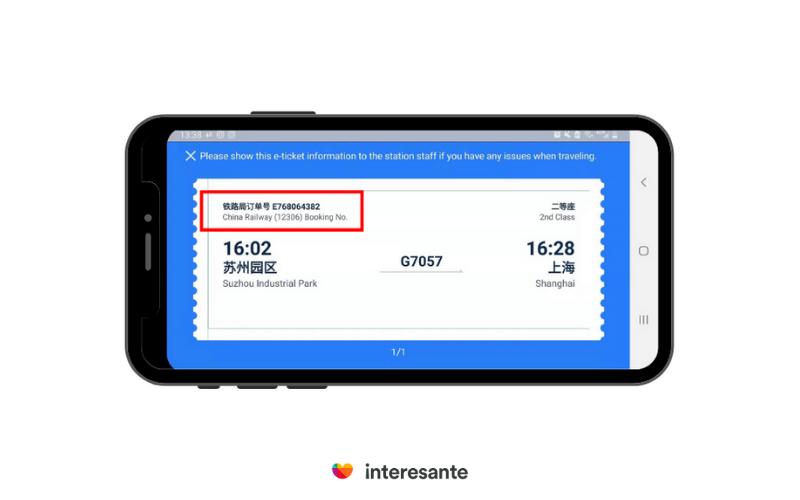 ticket by trip.com