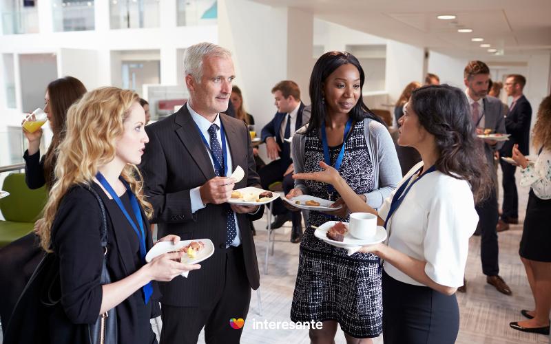 organizaciones formales y networking