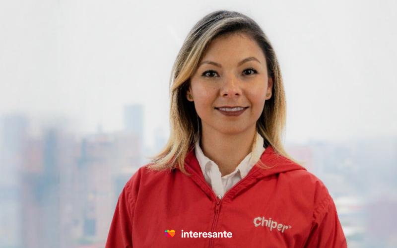 mujeres en Startups  Carolina García, Chiper
