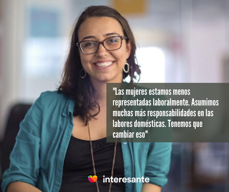 Mariana Costa CEO de Laboratoria