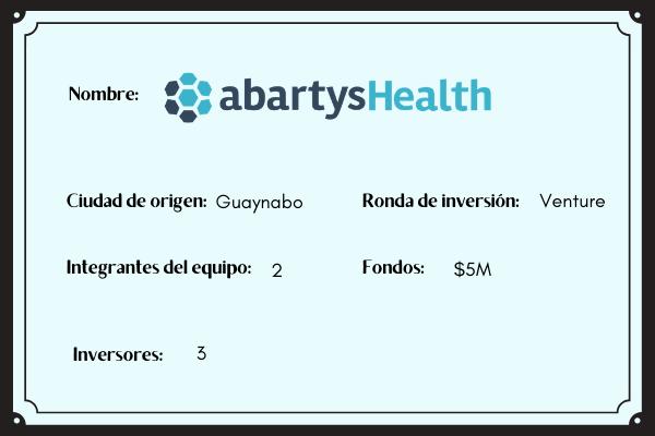 Abartys Health Startup mujeres