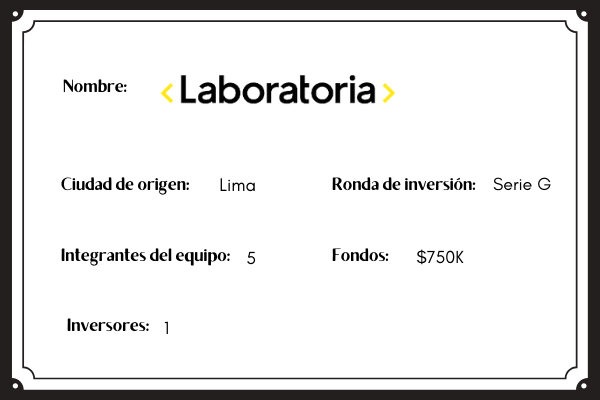 Laboratoria mujeres emprendedoras