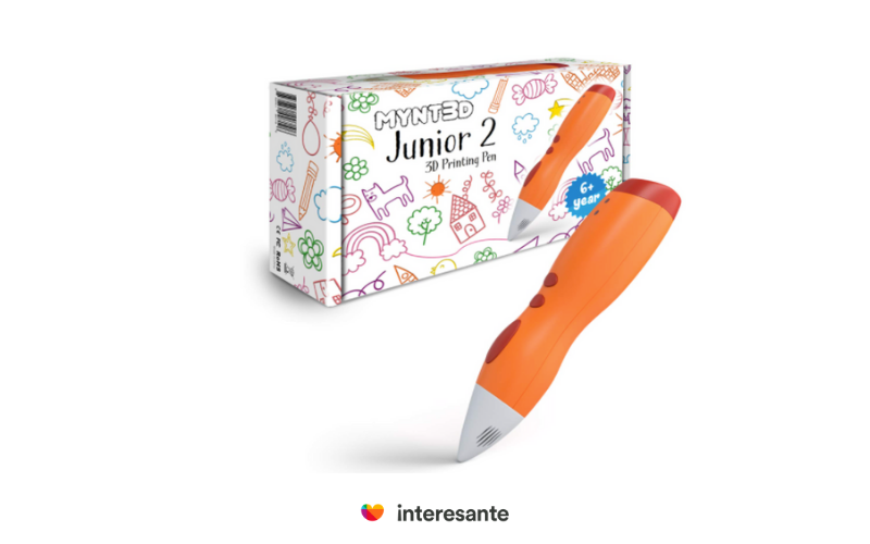 Bolígrafo 3D para niños
