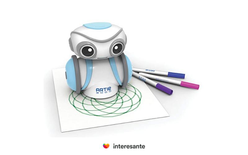 Artie Robot codificador. Regalos para niños