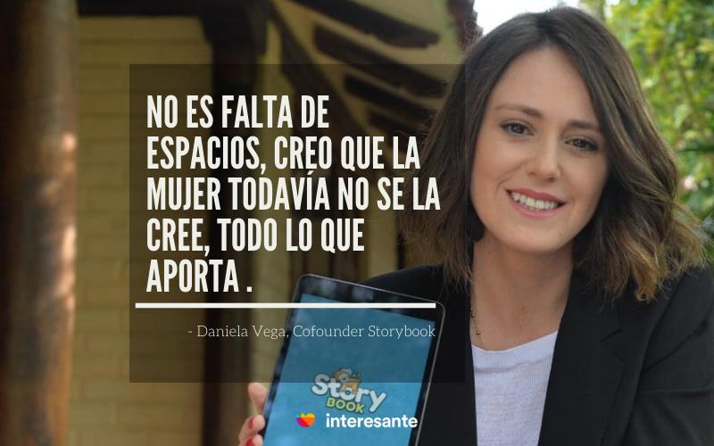 Frase Daniela Vega-Espacios mujeres