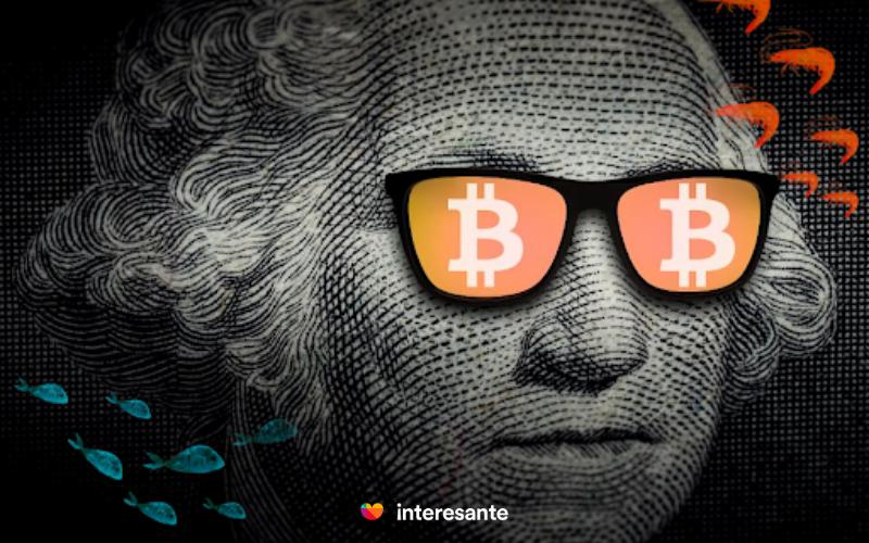 Bitcoins George Washington
