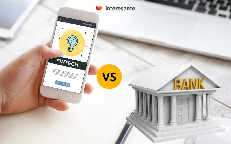 Fintech vs Banca tradicional