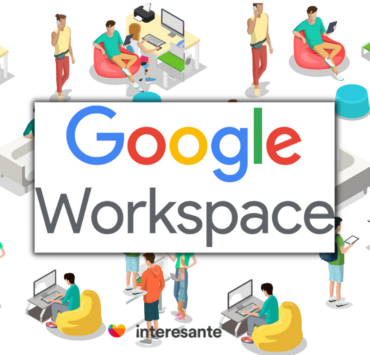 Portada Google Workspace