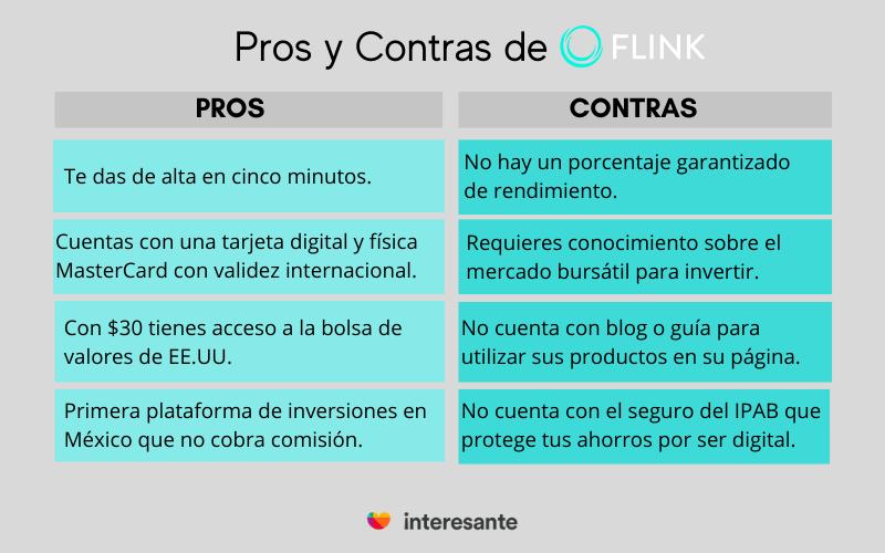 Pros y Contras Flink