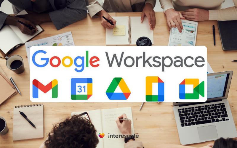 Herramientas de google Worskpace