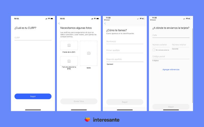 Fintech, registro app ualá